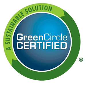 Coming Full Circle with GreenCircle. Regupol America® Products Earn GreenCircle Recertification