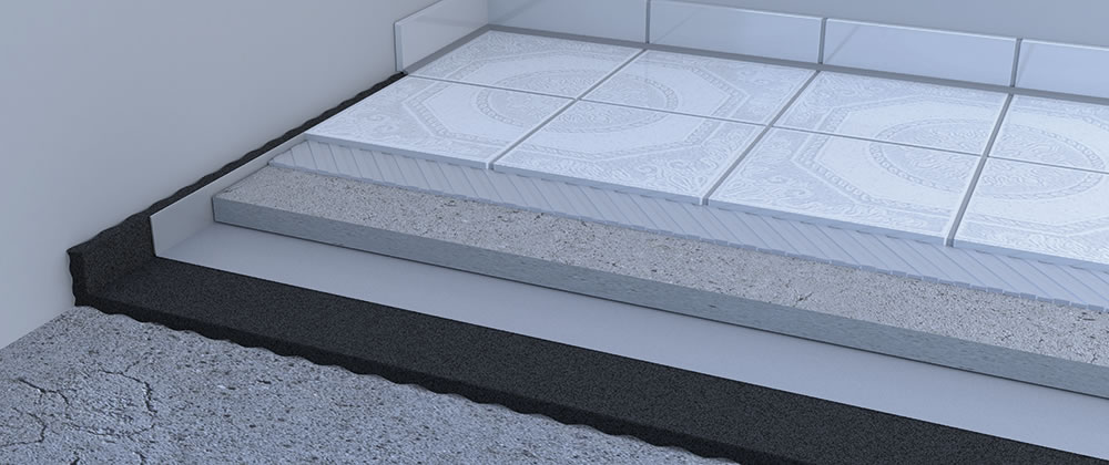 Floating Floor Isolation System