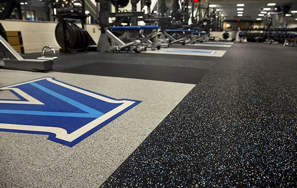 Regupol Debuts AktivPro System to Strength and Conditioning Coaches