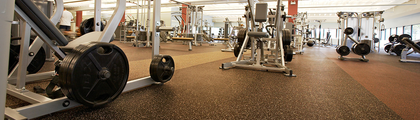 Horsham Athletic Club Regupol Aktiv Fitness Flooring
