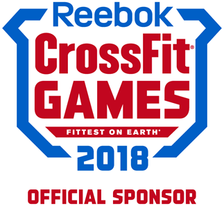 Official Sponsor of the CrossFit Games